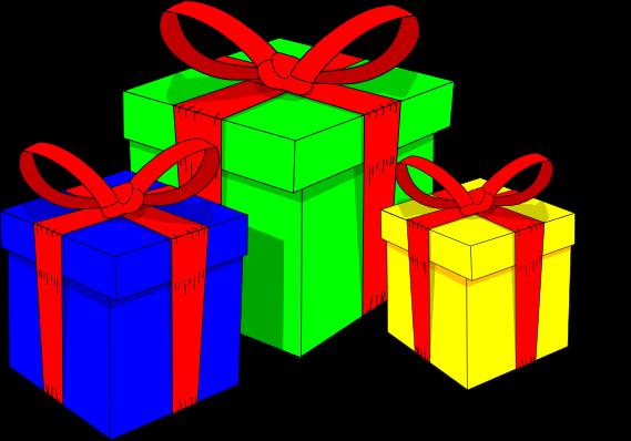 Mes (futurs) cadeaux d'anniversaire! ♥