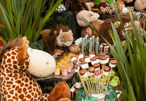 decoracao festa safari: : https://www.facebook.com/pages/Festas-Infantis/184850808261733