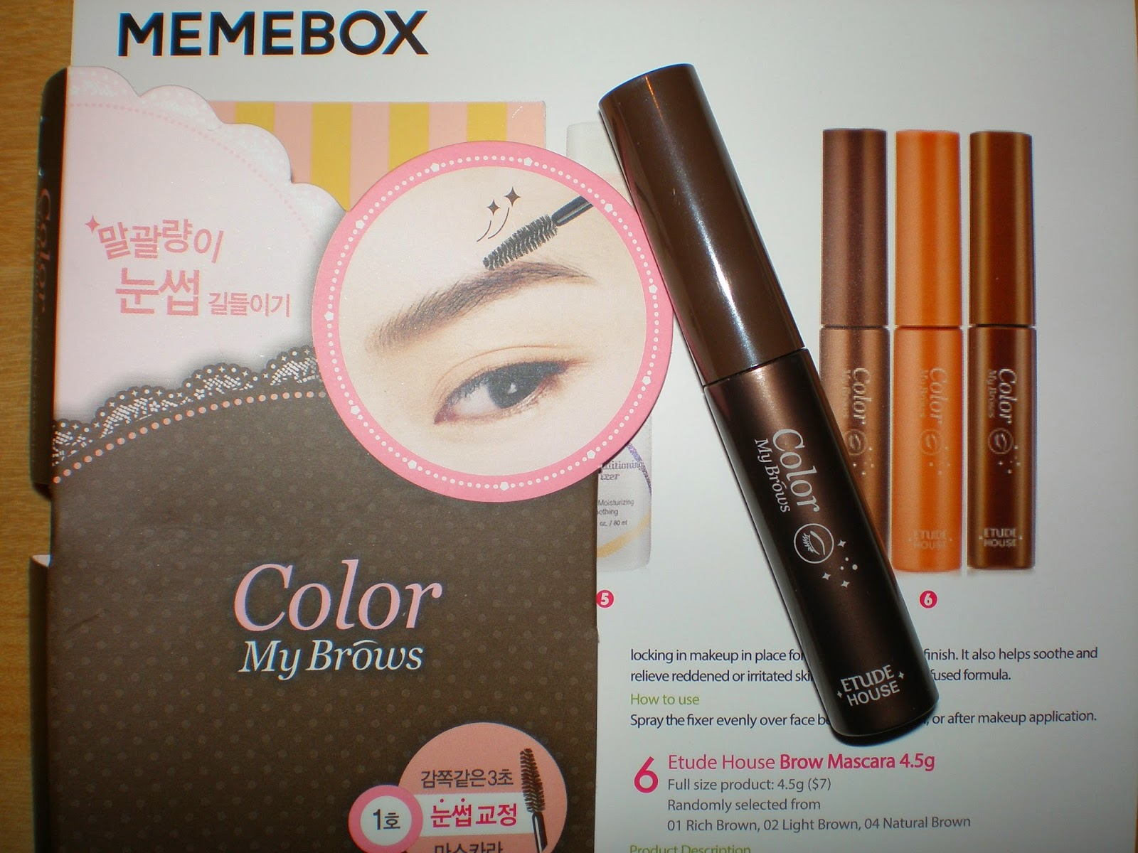 Etude House Brow Mascara