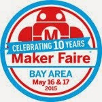 we'll be at the Maker Faire