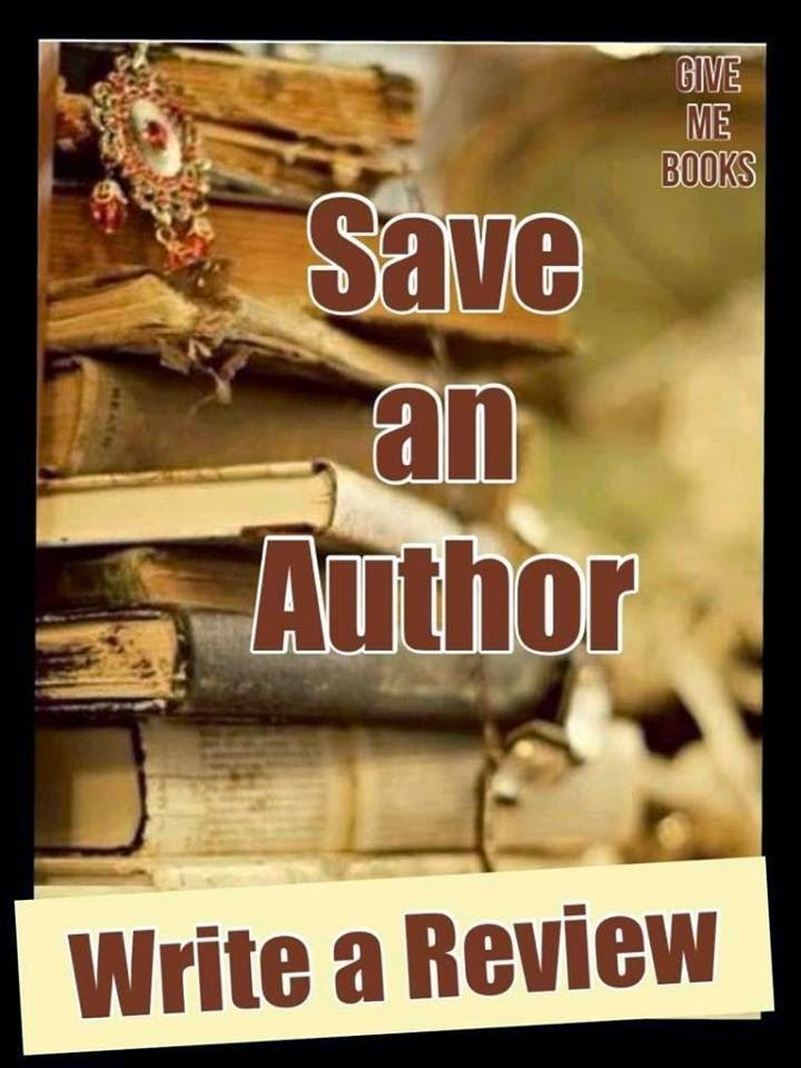 Save An Author!