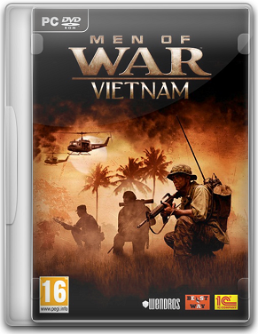 Men of War: Vietnam - PC (Completo) 2011 + Crack