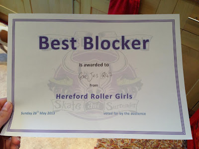 Best Blocker Award