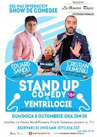 Stand-Up Comedy Sambata 6 Mai 2017 Bucuresti