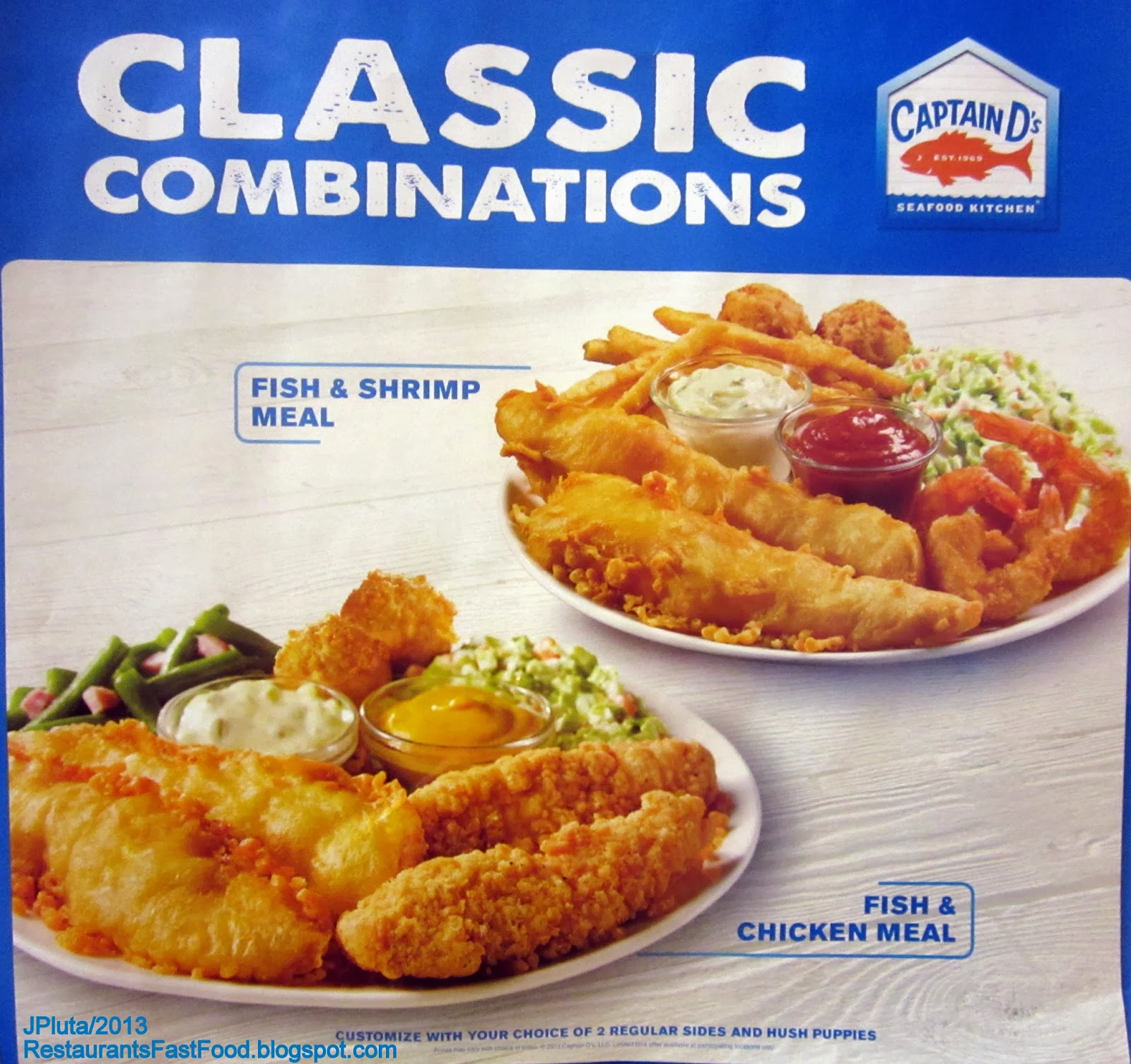 Restaurant fast food menu mcdonald 39 s dq bk hamburger pizza for 456 fish menu