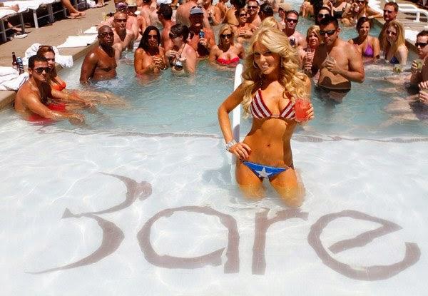 As 10 melhores Pool Parties de Las Vegas