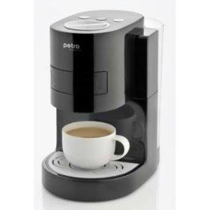 kaffee espressowelt petra electric km kaffee pad automat. Black Bedroom Furniture Sets. Home Design Ideas