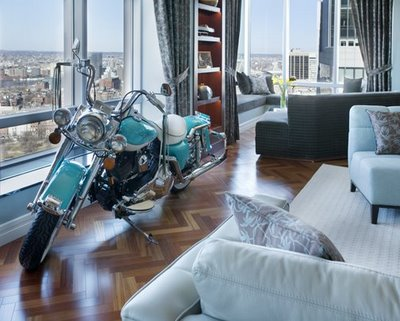 Cinples moto decor for Casa moderna kw