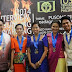 Regional winners of the Ten Outstanding Students of the Philippines receive awards