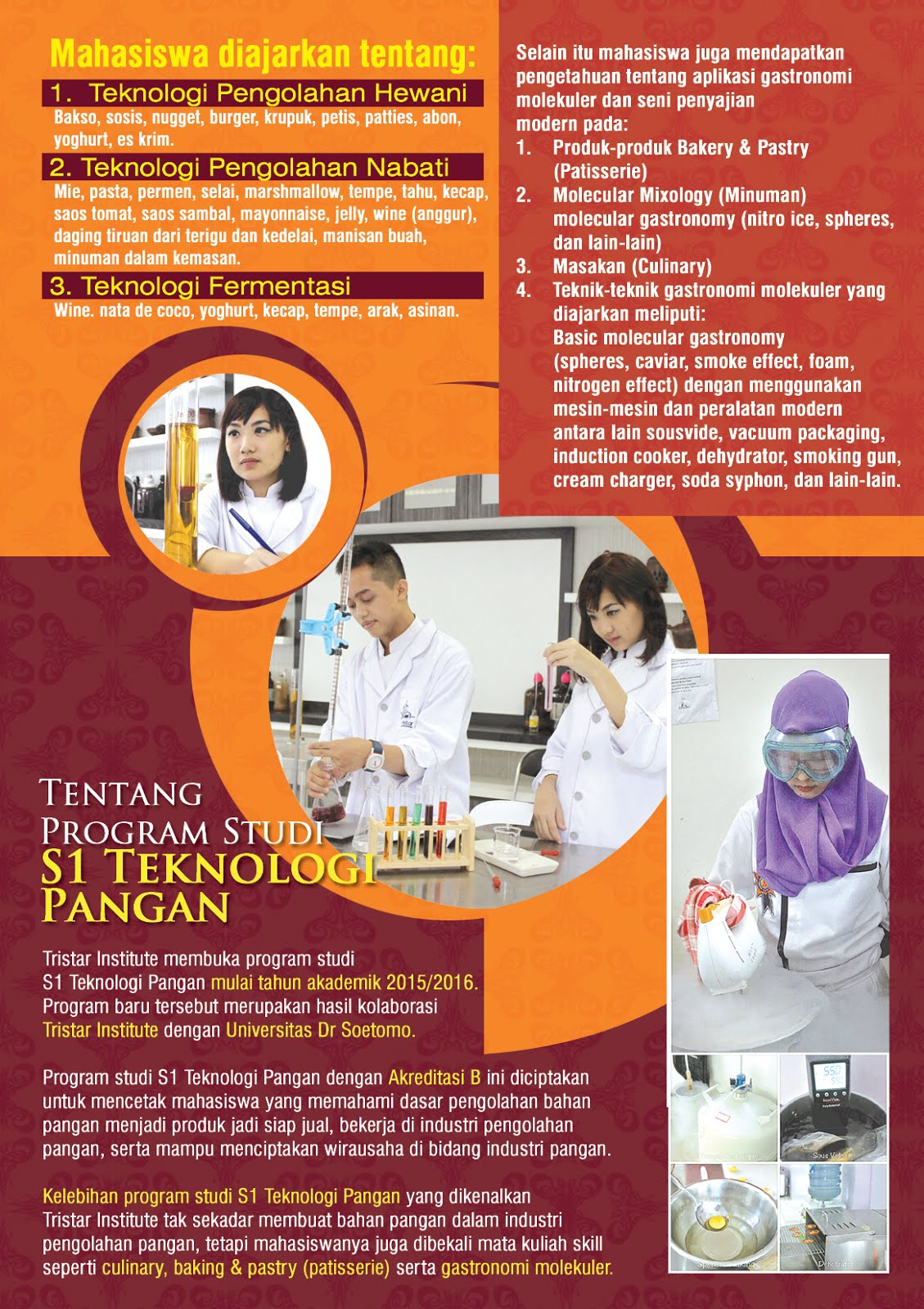 ALL ABOUT TEKNOLOGI PANGAN