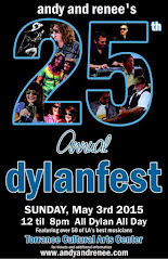 """25th annual """"DYLANFEST"""" is Sunday, May 3"""