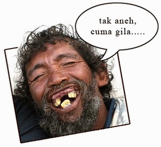 Gambar Ketawa Lucu Gigi Ompong Status FB BBM