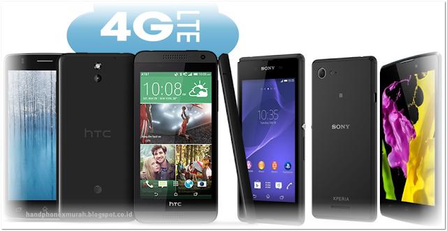 Daftar 5 HP Android 4G Di Bawah 1 Juta Desember 2015