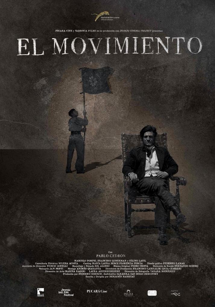 El movimiento póster