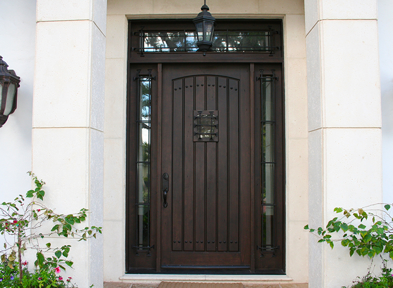 The front door kiki 39 s decor for Outer doors for homes