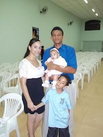 Missionário Marciano, Kelly e os Pequenos