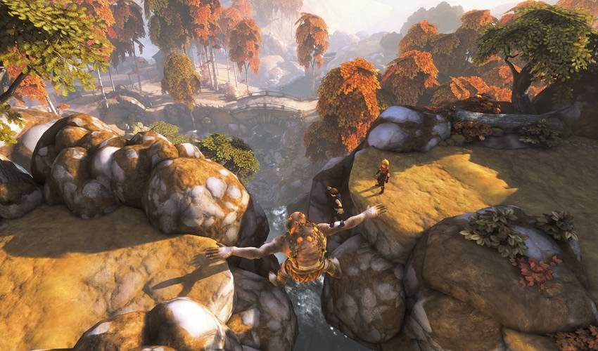 Brothers A Tale of Two Son for pc