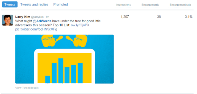 Twitter Analytics in Marketing 3
