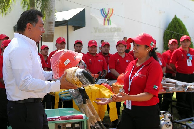 Adquirirá Gobierno de Yucatán equipos de rescate