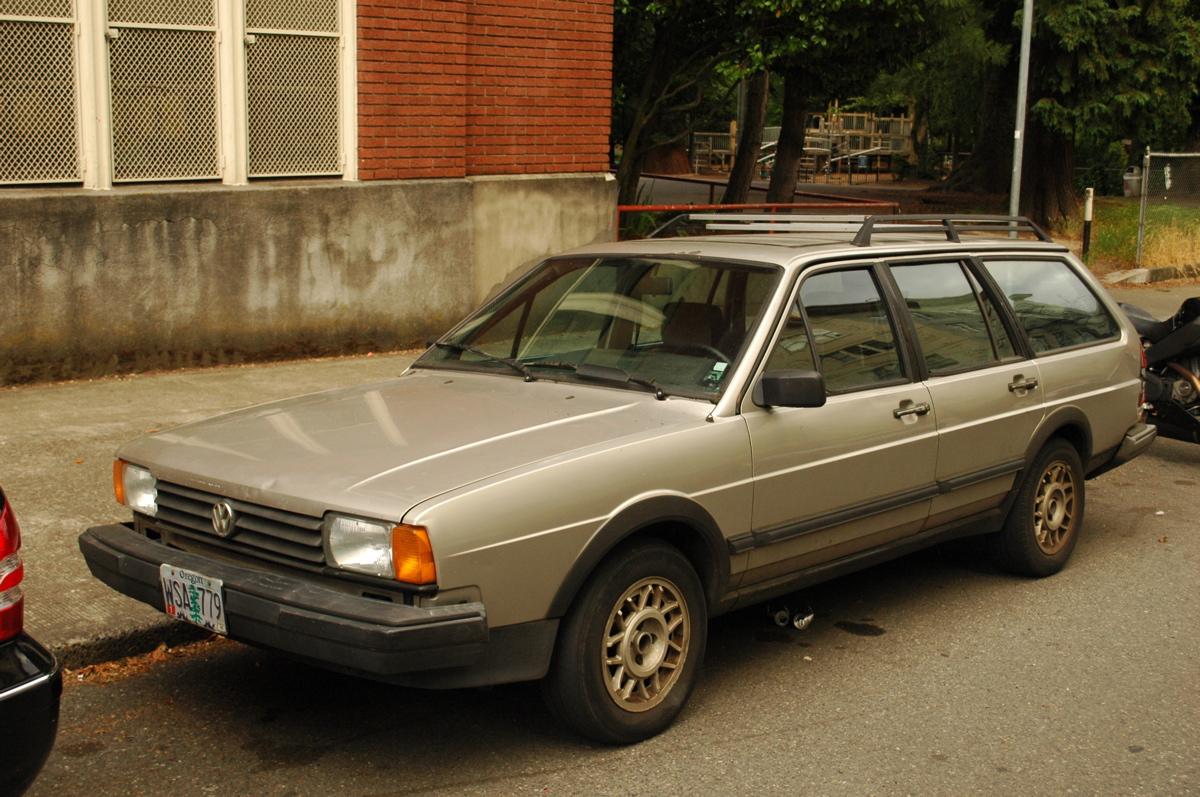 Volkswagon Quantum | The Wagon