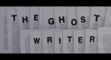 GHOST WRITER PODCAST