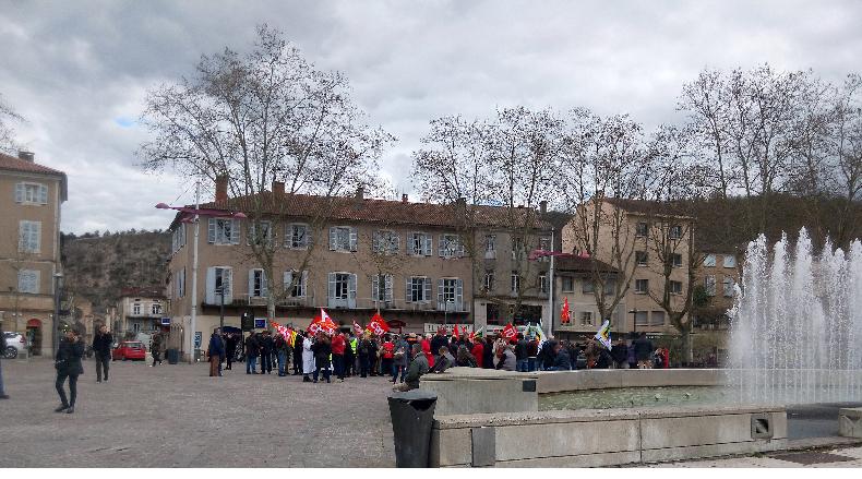 19 mars : trop peu de monde mobilisé au regard des enjeux !