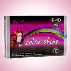 BSY Color Shine Claret - Paket Ekonomis 1 Box