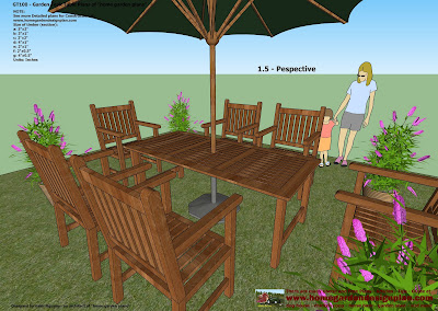 Carol: Outdoor Furniture Free Woodworking Plans How To Build PDF Plans