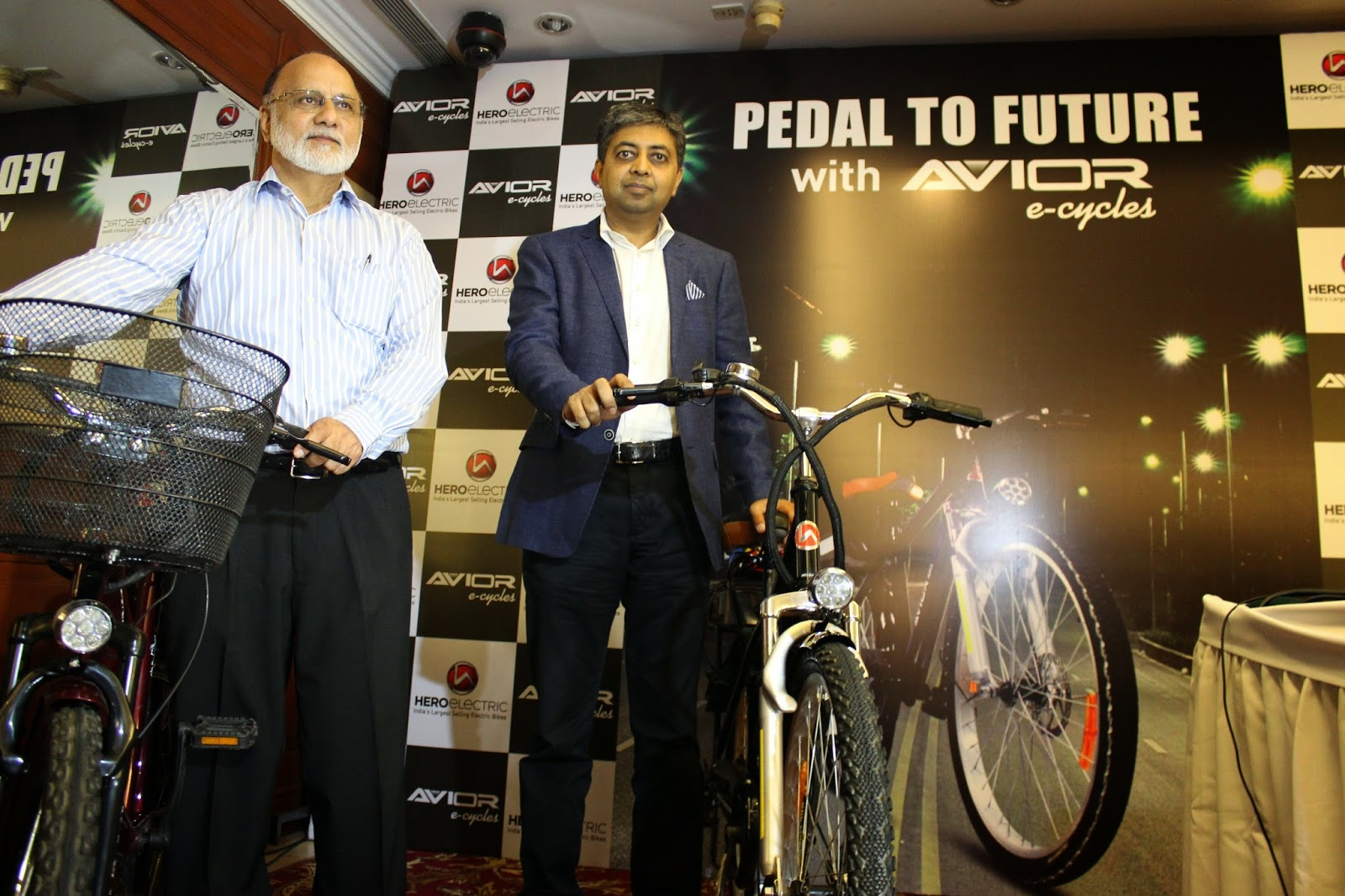 Hero Electric launches their revolutionary electric cycle AVIOR in India