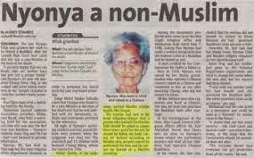 Kes Melayu Murtad Paling Terkenal Di Malaysia