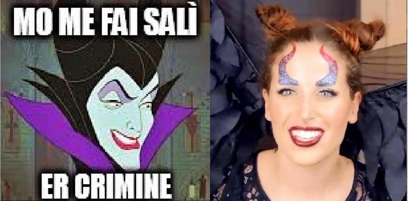 clio make up maleficent