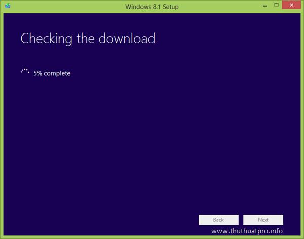 Hướng dẫn tải về Windows 8.1 ISO từ Mircrosoft