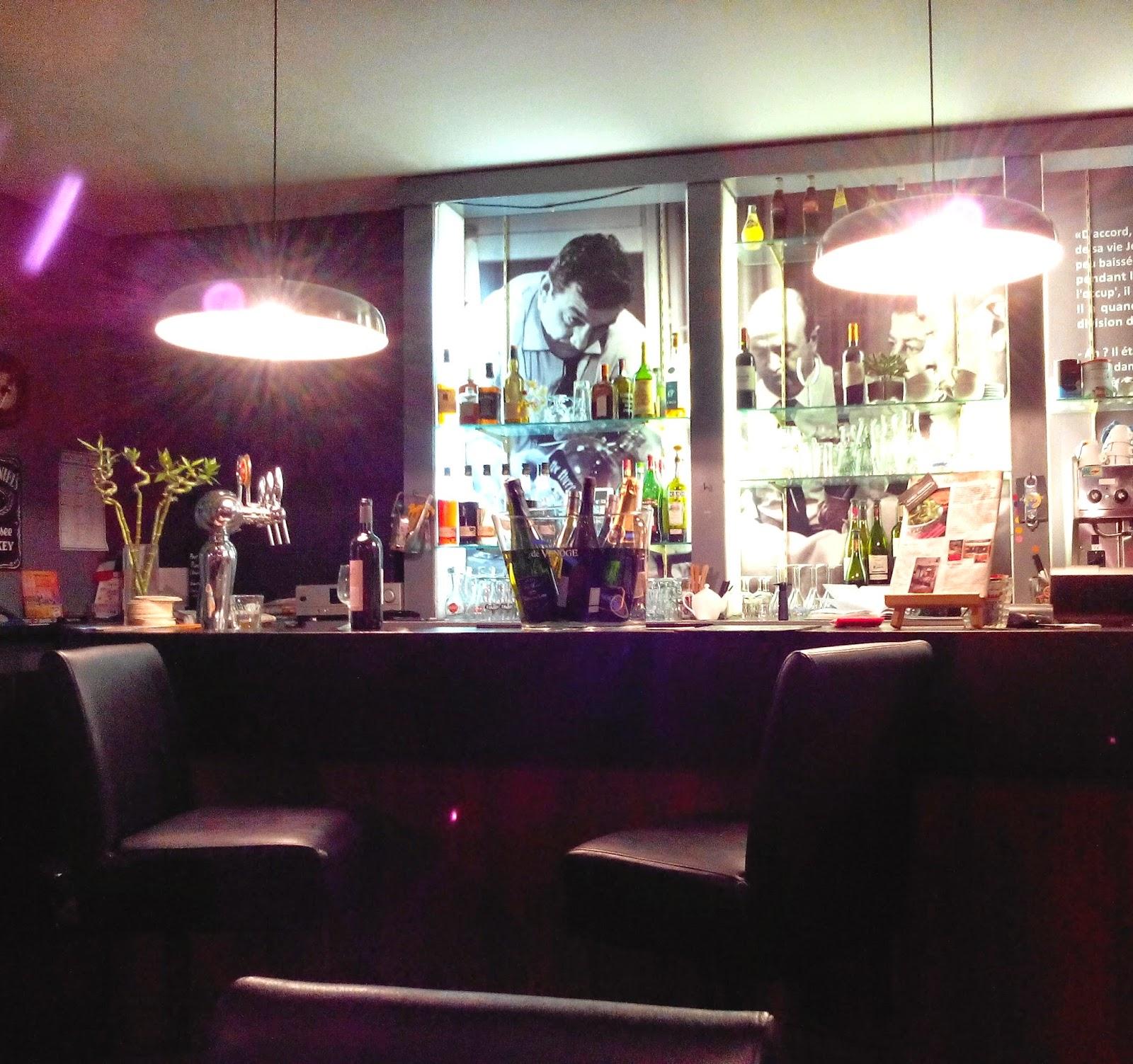 Chez Tonton, Nantes, bull'Elodie