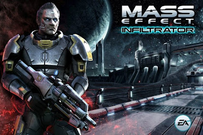 Mass Effect Infiltrator - Games Untuk Apple New iPad 3