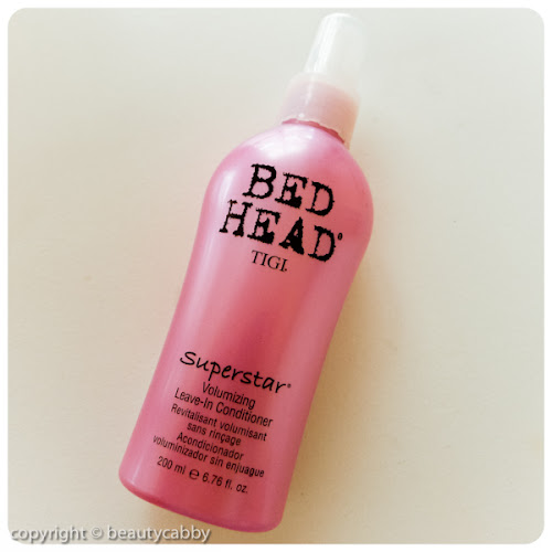 tigi superstar spray