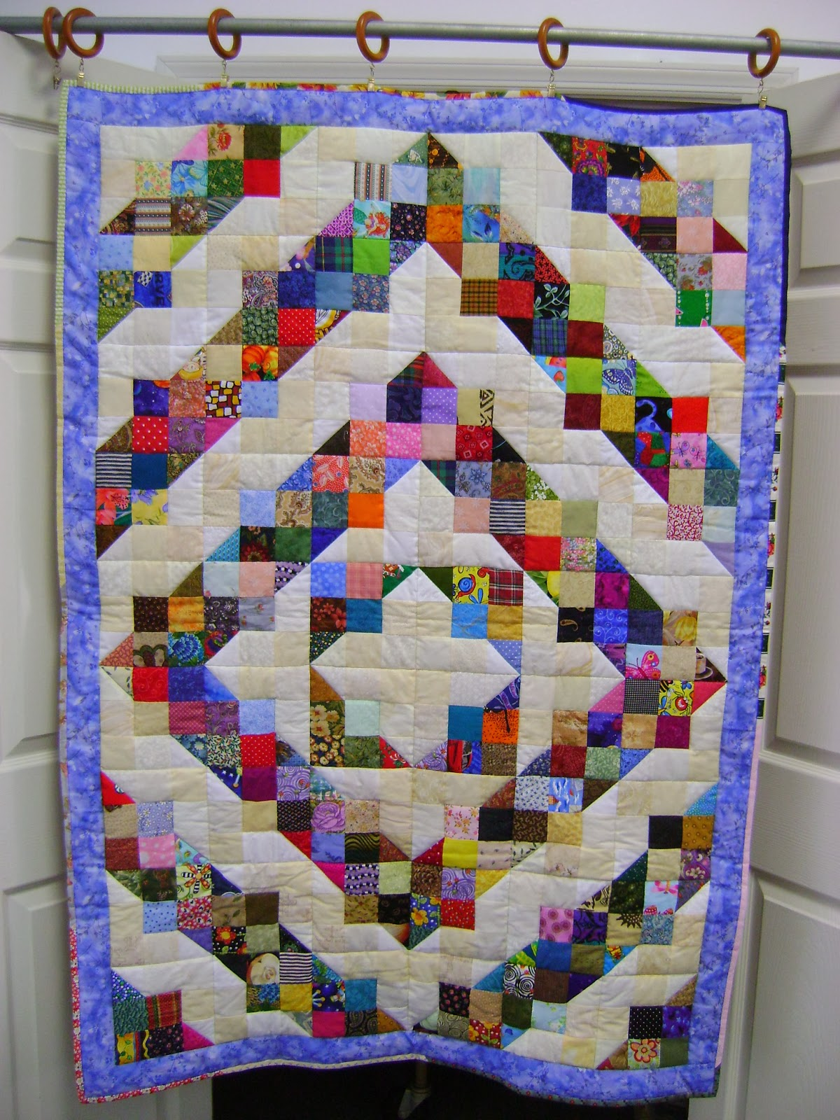 life, quilts and a cat too: party time : big horn quilts - Adamdwight.com