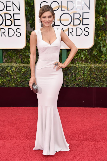 maria menounos golden globe 2016