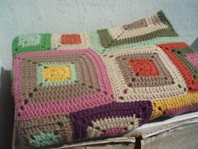 La ventana azul: 54.- Todas mis mantas a crochet ... - photo#2