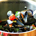White Wine Garlic Mussels Recipe