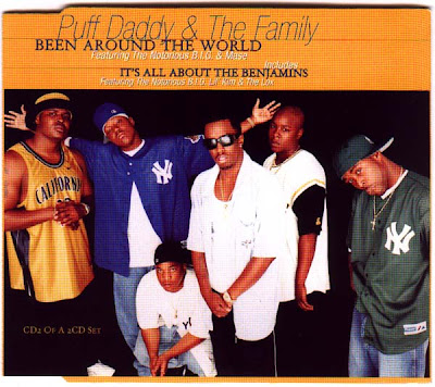 Puff Daddy & The Family – Been Around The World (CDM) (1997) (FLAC + 320 kbps)
