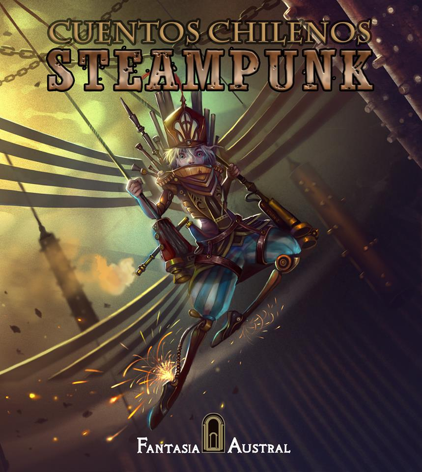 Cuentos Chilenos Steampunk