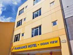 Harga Hotel di Harbourfront Singapore - Fragrance Hotel - Ocean View