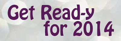 {Read-A-Thon} Get Read-y Starting Line & Goals #Getready2014