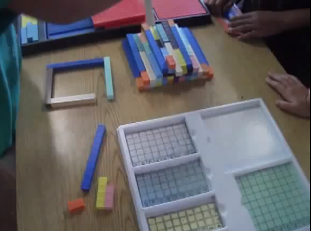 base ten blocks in the classroom, fun math activities, 2nd grade math activities