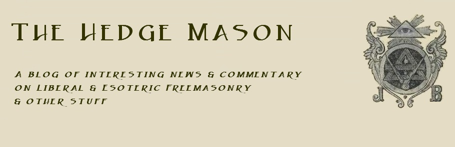The Hedge Mason