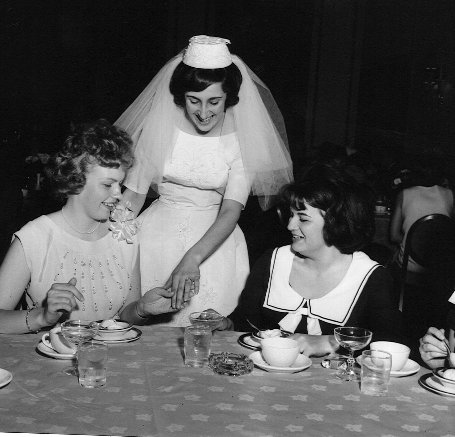Hawthorne Hotel: Hawthorne Hotel Wedding, 1960's Style