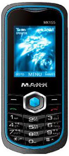 Big Battery Powered Phones by MAXX Mobiles