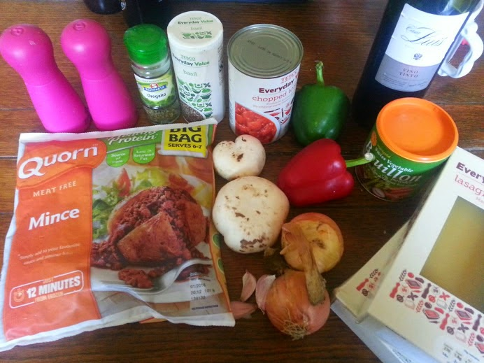 Quorn Lasagne Recipe And Review