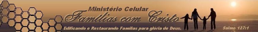 Ministério Famílias com Cristo
