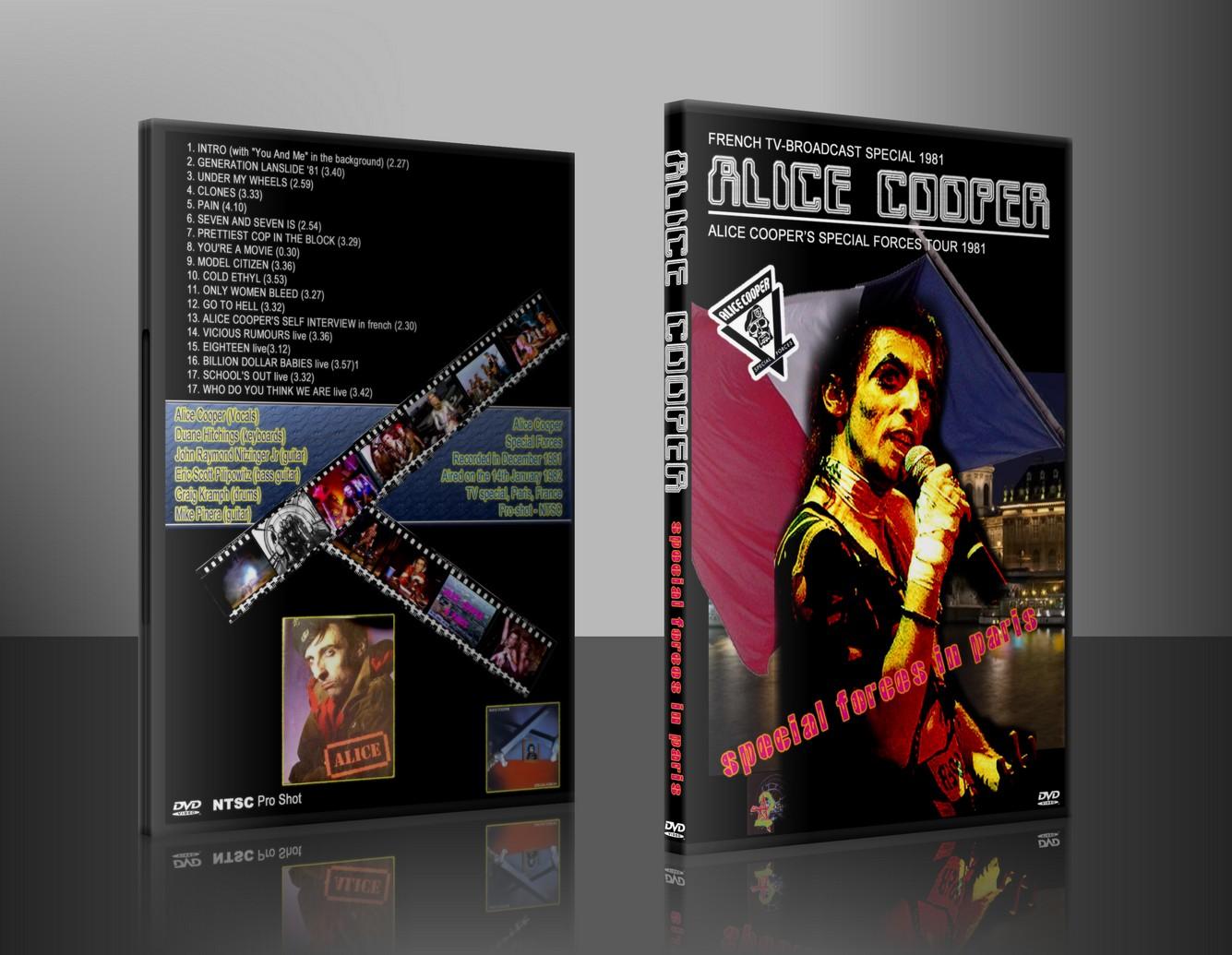 Conciertos desde el sofa de casa - Página 3 DVD+Show+-+Alice+Cooper+-+Special+forces+in+Paris+1981
